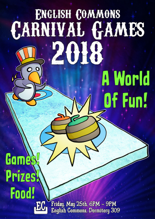 [English Commons] Carnival Games 2018